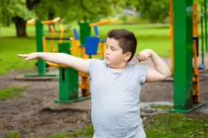 kids lose weight positive - Muscle media