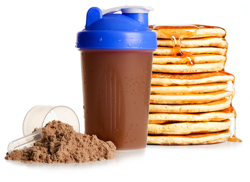 fat loss Protein-Breakfast