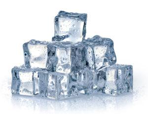 Freeze Fat under cubes