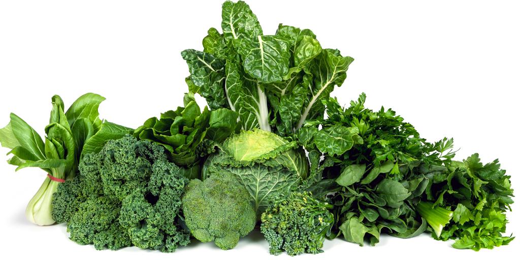 Detox-Diet-Greens