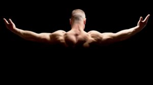 Back and Arms Stretch - Muscle Media Magazine