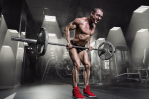 Bent Over Barbell Row - Muscle Media Magazine