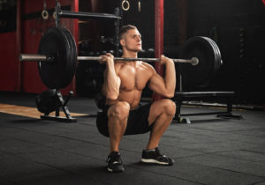 Front Squat - Muscle Media Magazine