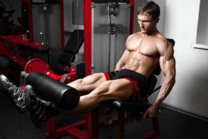 Leg Extension - Muscle Media Magazine