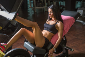 Single Leg Press - Muscle Media Magazine