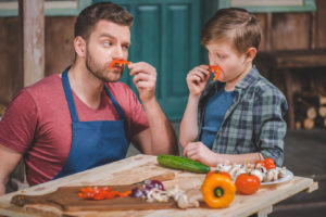 Raw Foods children - Muscle Media