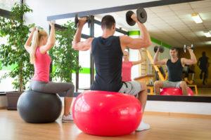 equipment swiss ball - Muscle Media